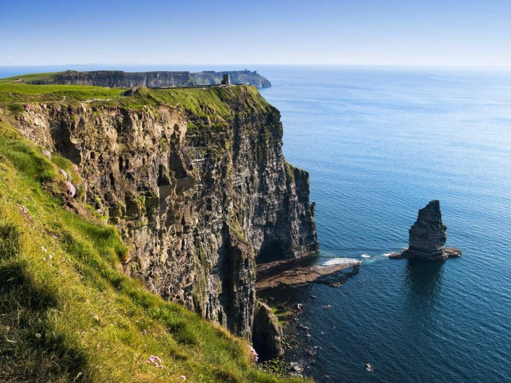 The Cliffs of Moher are one of the best things to do in Clare.