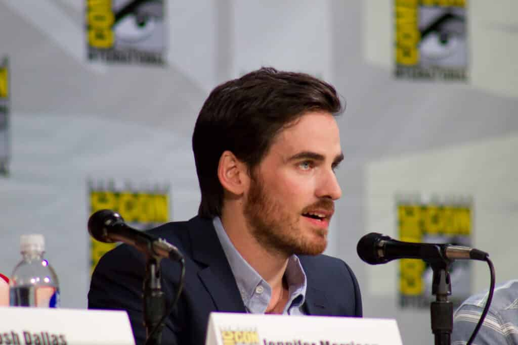 Colin O'Donoghue is an Irish actor and he has one of the coolest Irish last names.