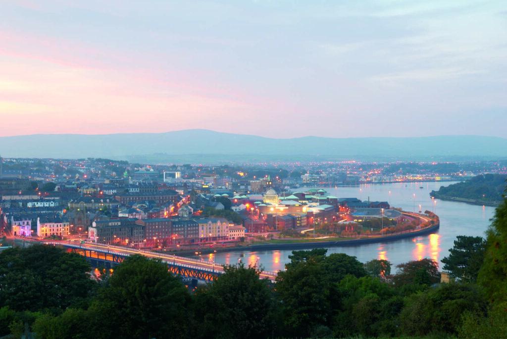Visit Derry.