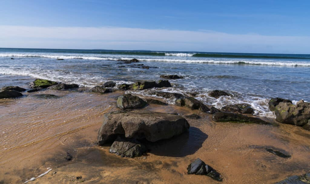 Fanore Beach is one of the best things to do in Clare.