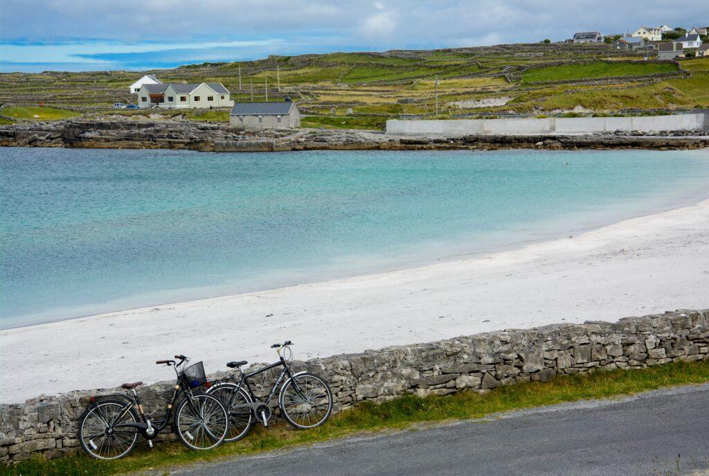 Explore Inishbofin Island by bike.