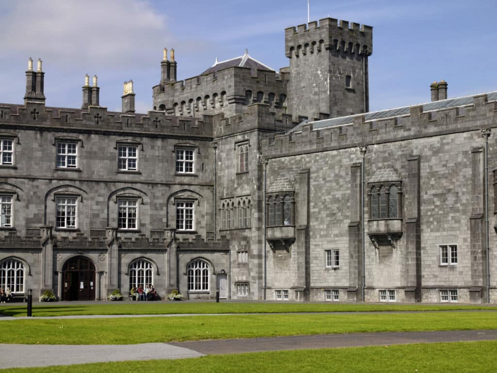 Kilkenny Castle is a must on your Ireland Road Trip Itinerary.