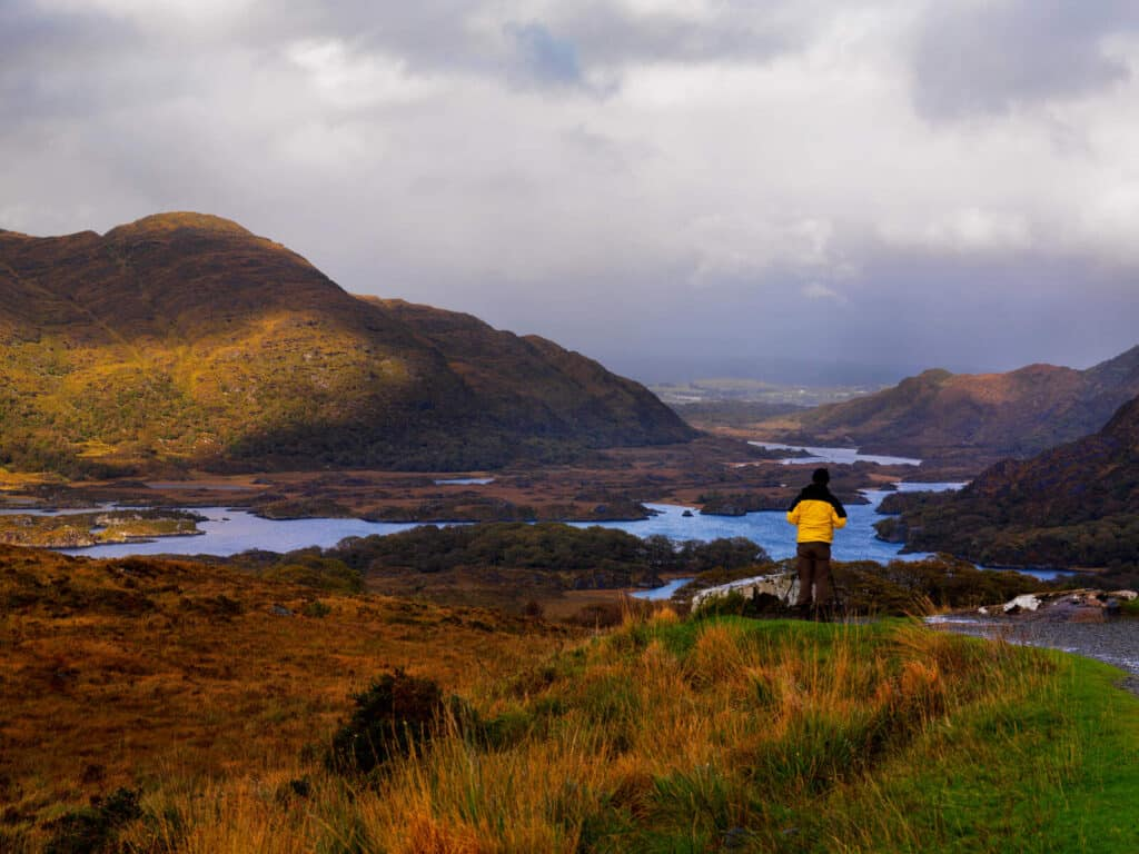 The next stop on your seven days in Ireland is the Ring of Kerry.