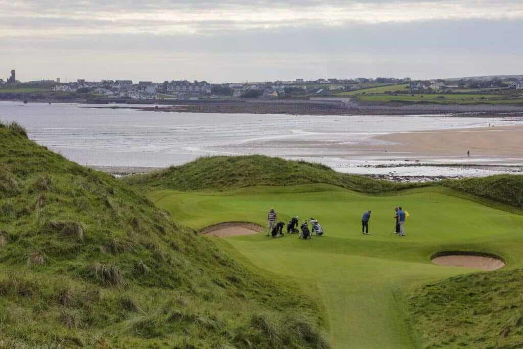 Golf is one of the best things to do in Clare.