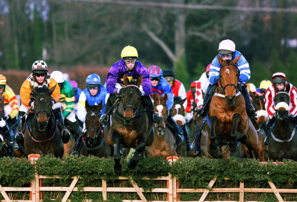 Leopardstown Racecourse is one of the best racecourses to visit in Ireland.