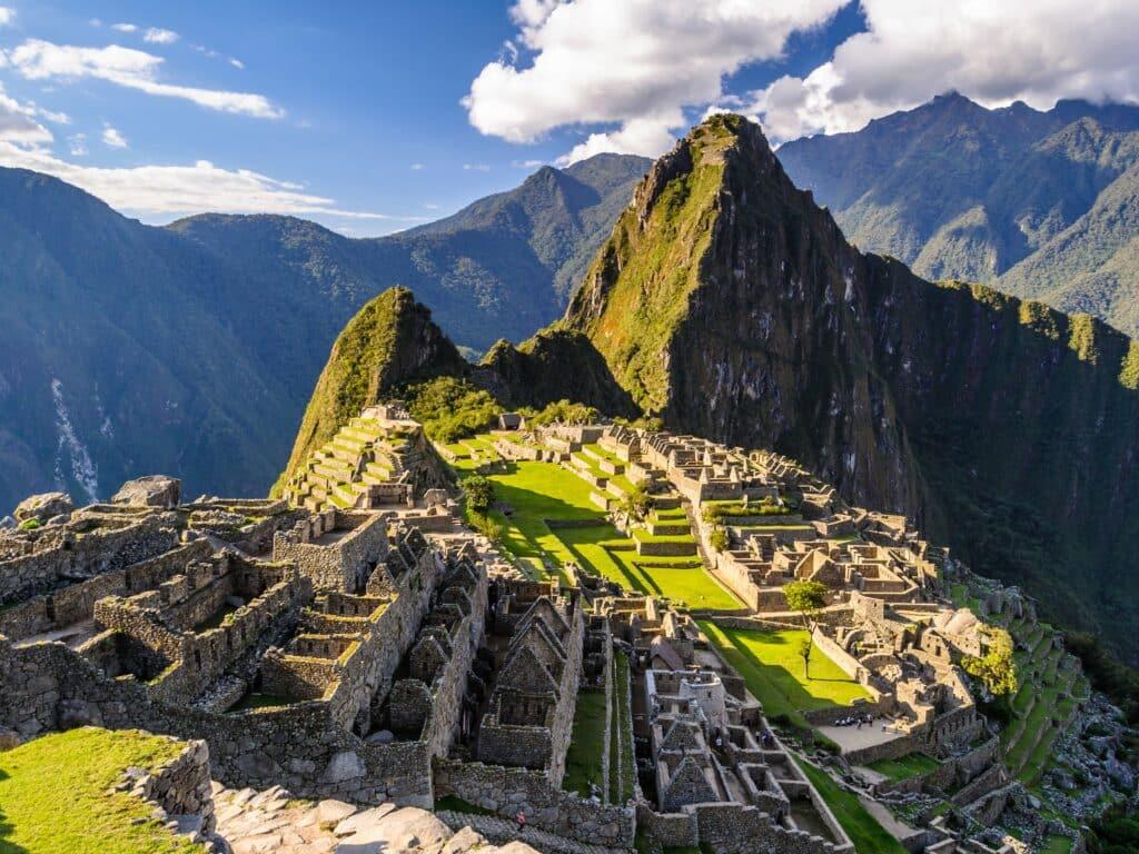 Hike Machu Picchu.