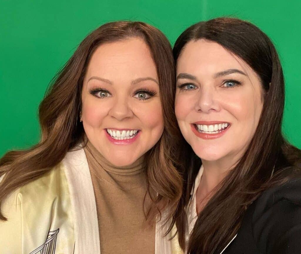 Melissa McCarthy is a famous American actress and she has one of the coolest Irish last names.