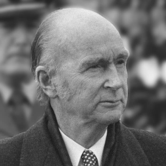 Patrick Hillery was the sixth president of Ireland.