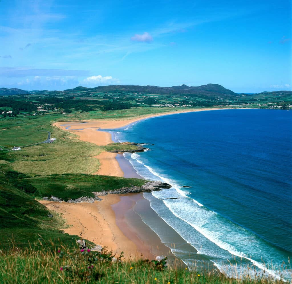Seven days in Ireland isn't complete without a trip to Donegal.