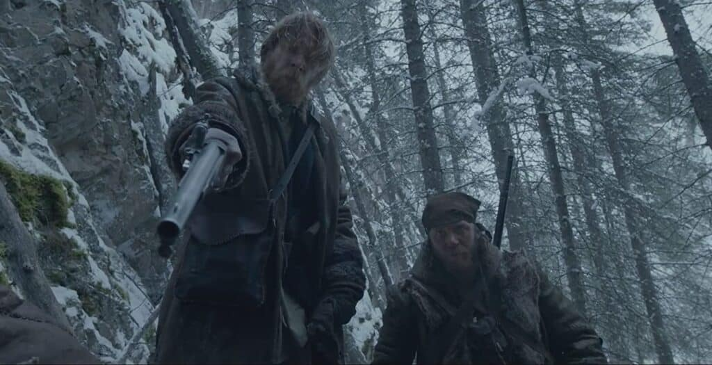 The Revenant is one of the best Domhnall Gleeson movies.