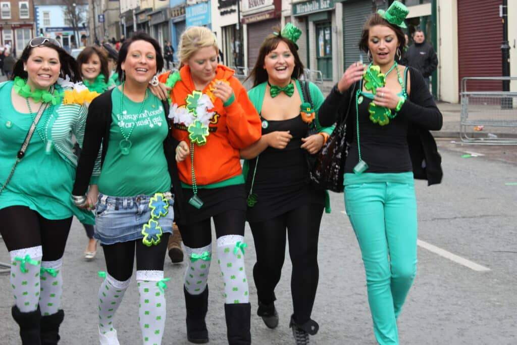 One of the things you should never do in Belfast is talk about how Irish you are.