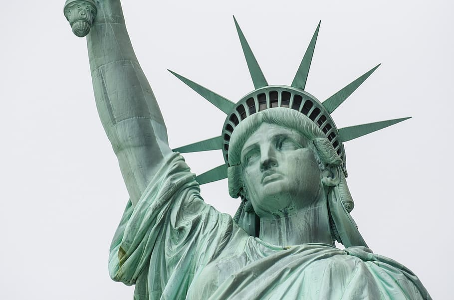 The Statue of Liberty is next on our bucket list ideas.