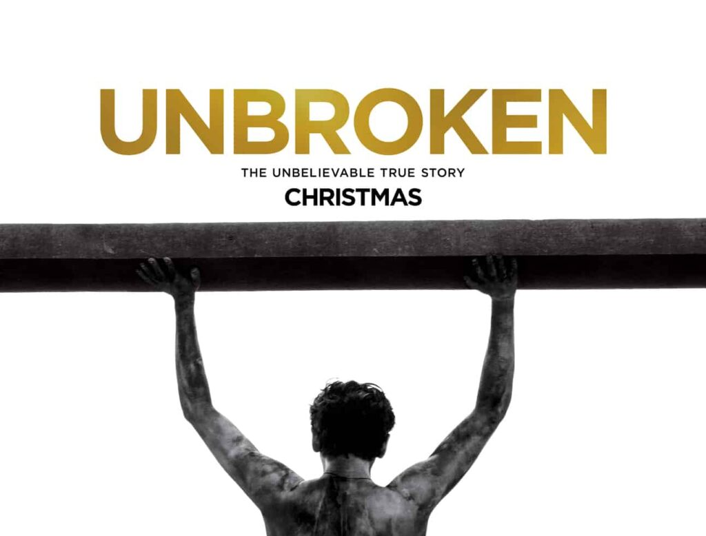 Unbroken is first on our list of the best Domhnall Gleeson movies.