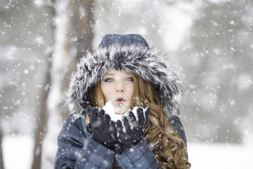 First up on our list of things that really annoy Irish people is the cold.