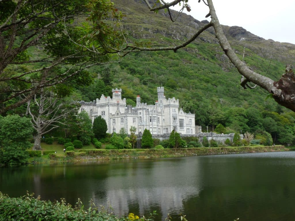 Kylemore Abbey tops our list of best things to do in Connemara National Park.