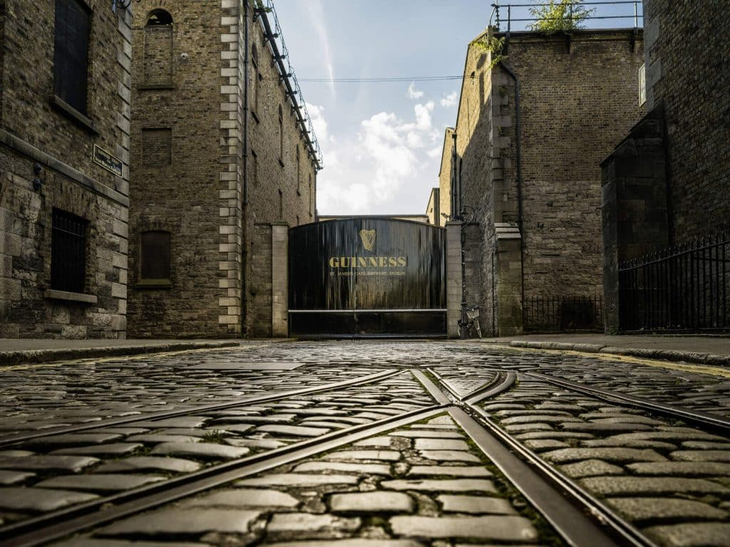 The Guinness Storehouse is one of the best things to do in Dublin 8.