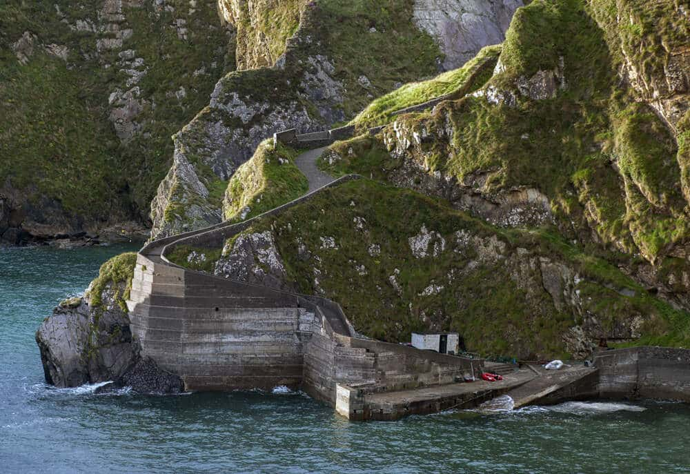 Experience the magic of Dunquin Pier.