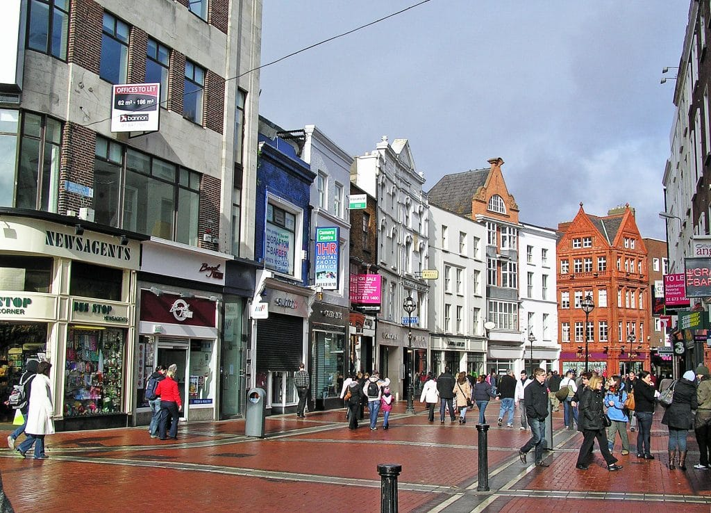 Dublin is one of the cities of Ireland and the country's capital.
