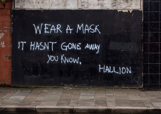 Hallion is Fermanagh's mad slang word from every county of Ireland.