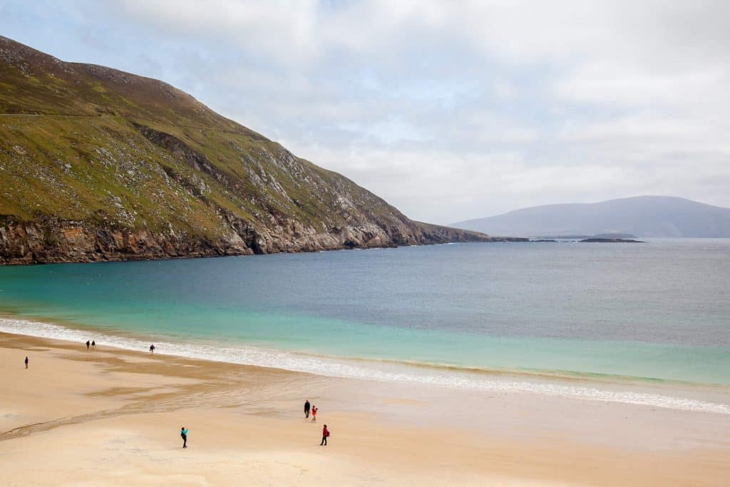 Irish beach names as one of the best beaches in Europe.