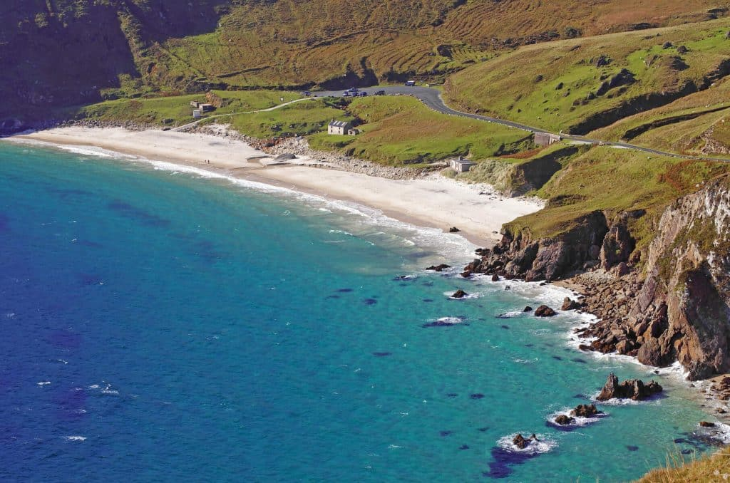 County Mayo beach named one of the best in the world.