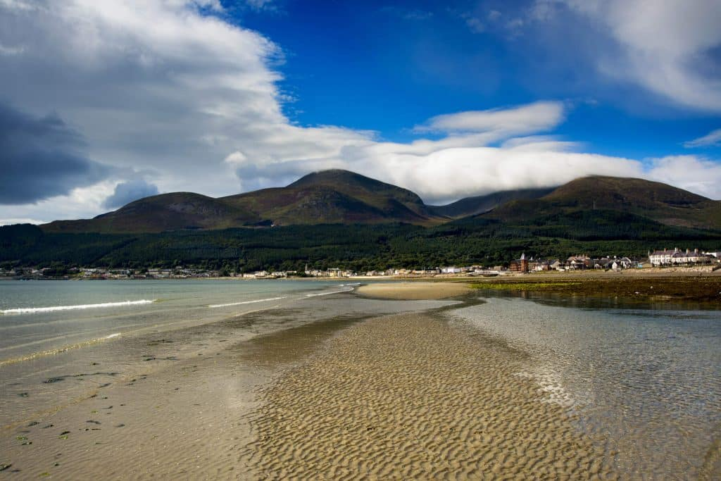 The Mourne county is one of the nicknames for the 32 counties of Ireland.