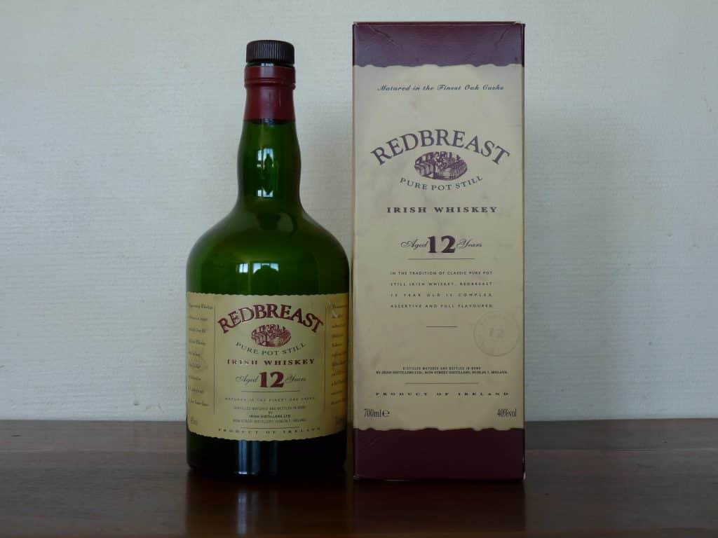 Irish whiskey voted best in the world.
