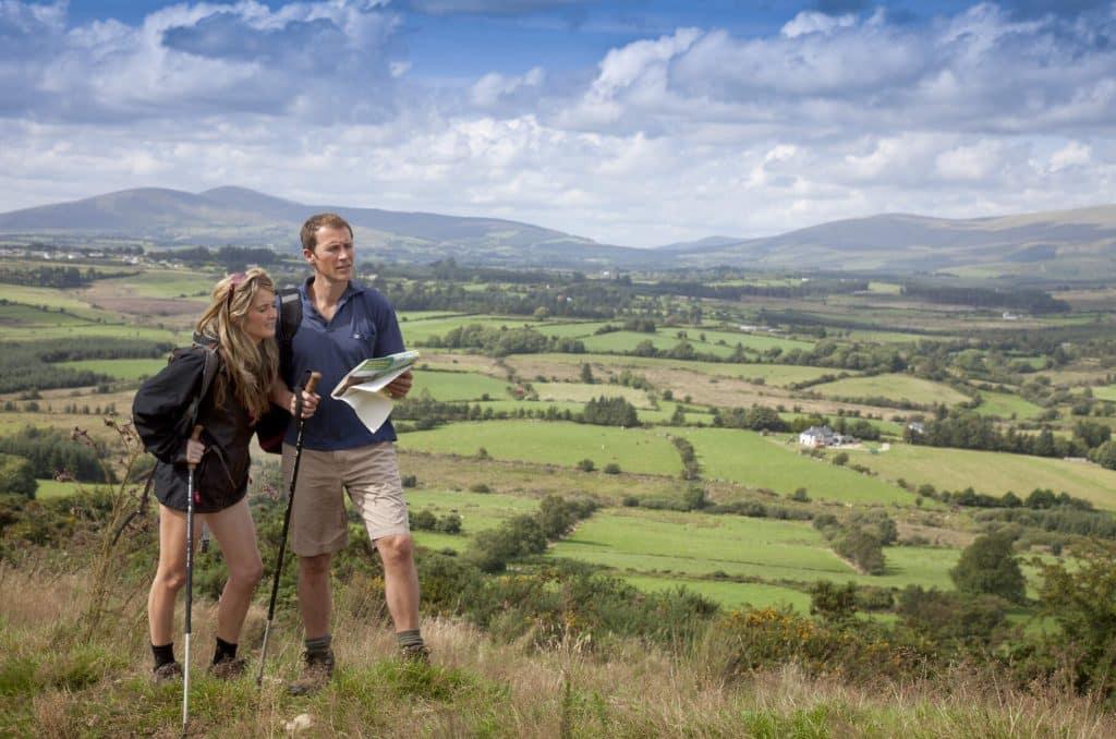 The Wicklow Way is one of the best walks in Ireland.