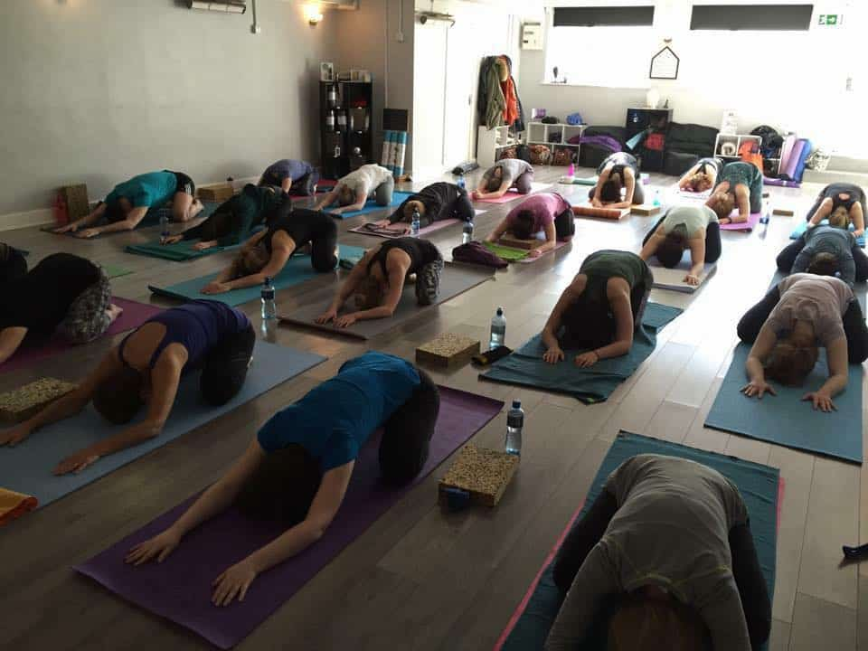 Top 5 AMAZING yoga studios in Dublin everyone NEEDS to try