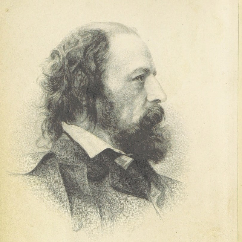 Alfred, Lord Tennyson wrote a number of famous poems.