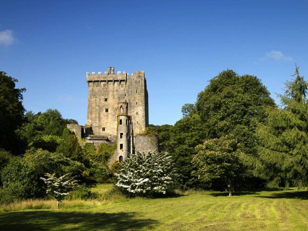 A brief overview of Blarney Castle.