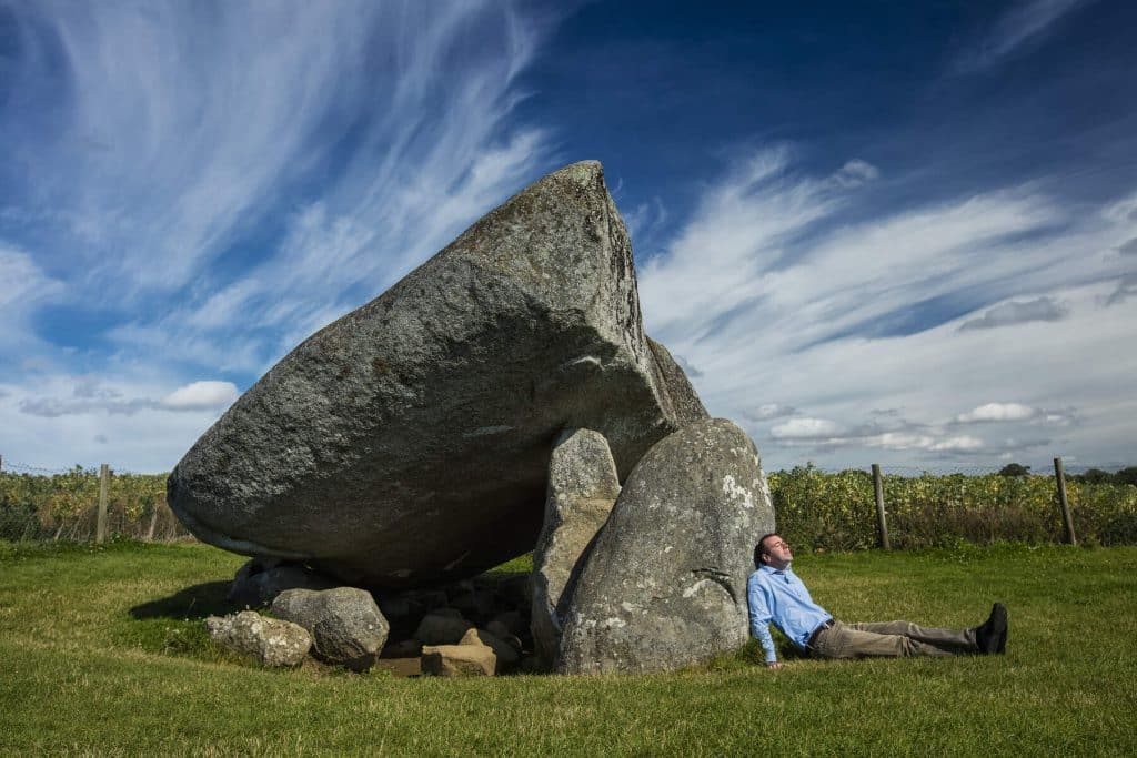 Brownshill Dolmen is one of the best things to do in Carlow.