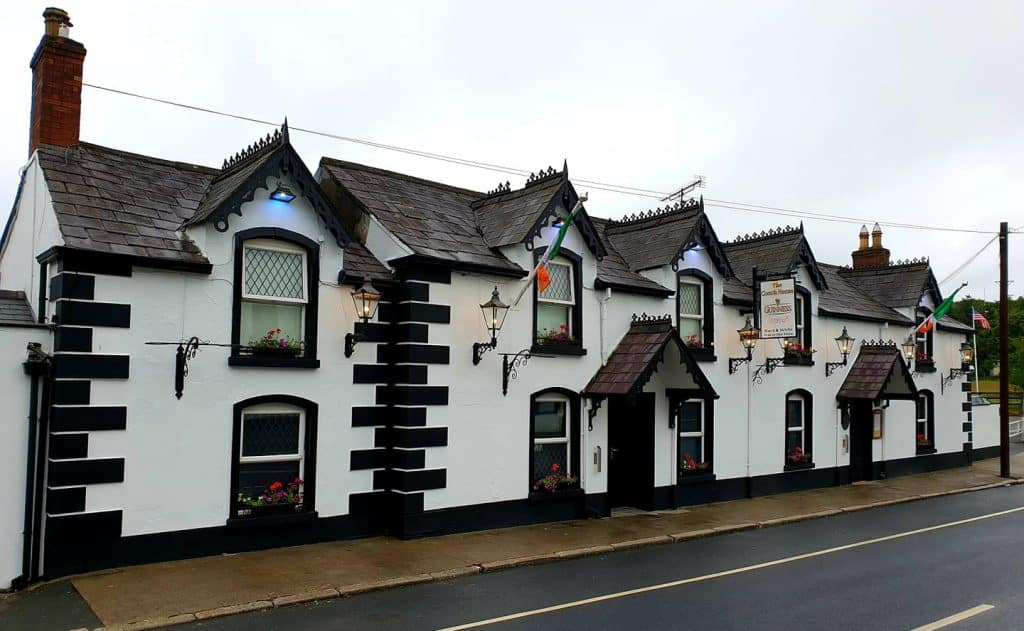 The Coach House in Roundwood is a great place to stay.