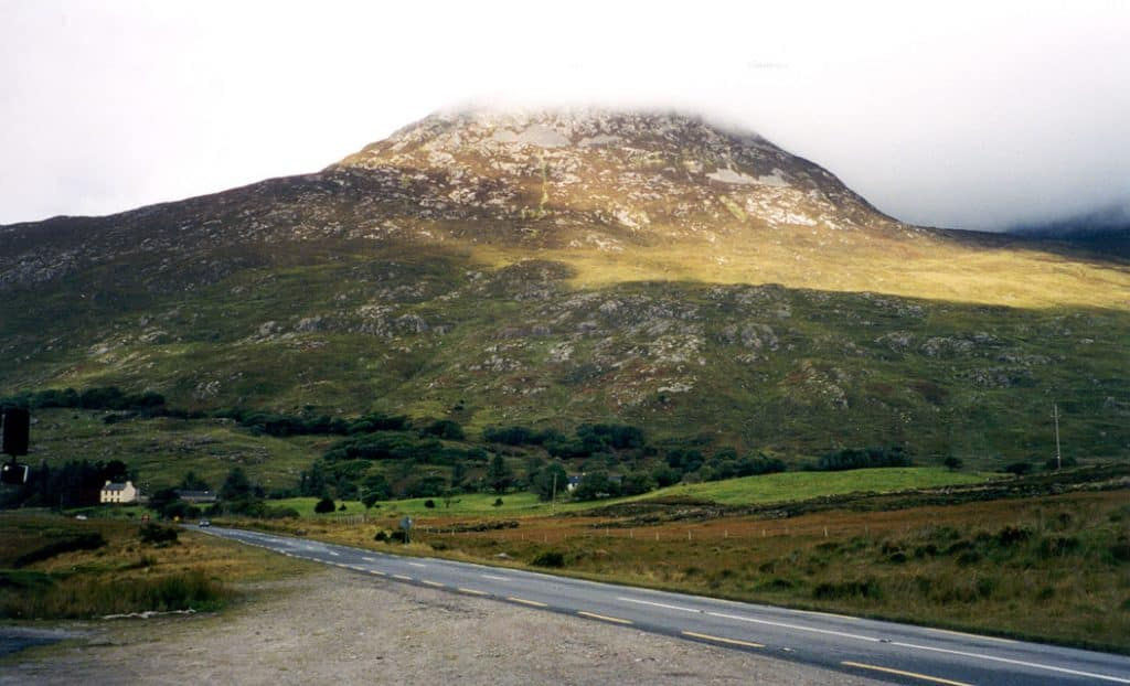 The Western Way is one of the best walks in County Galway.