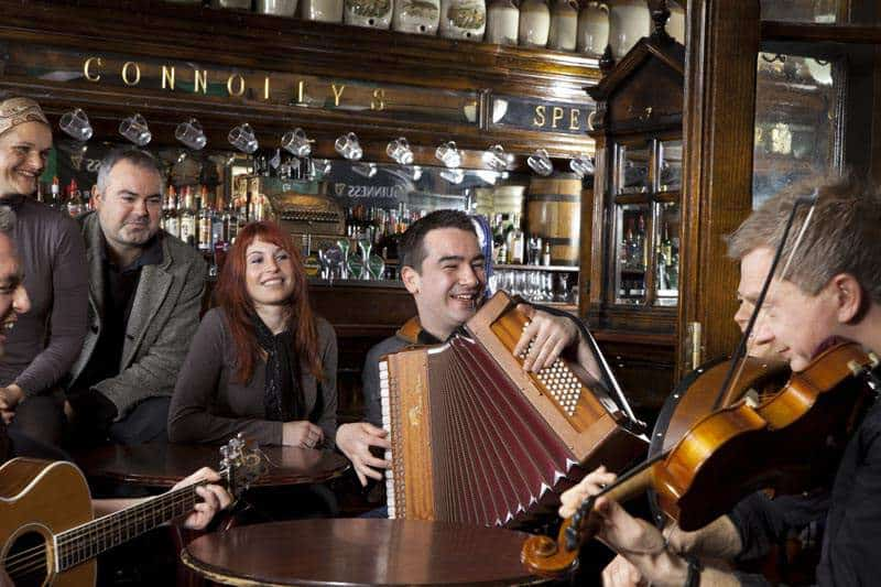 One of the best things about living in Dublin is the music.