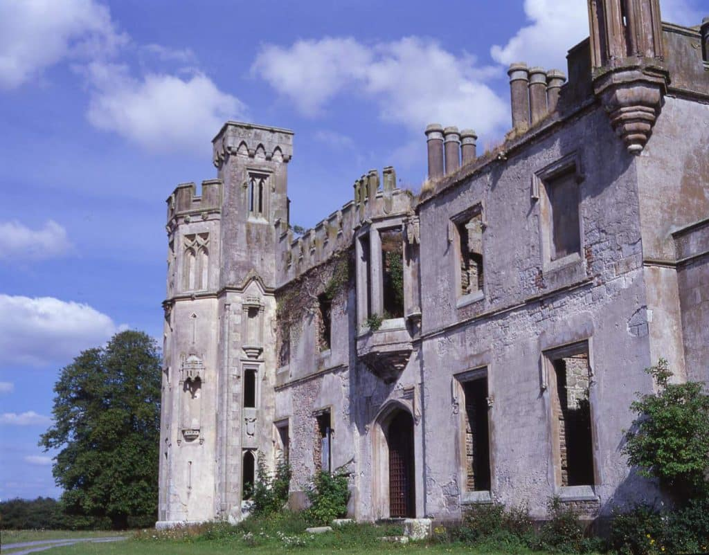 Ducketts Grove is an impressive 19th-century home.