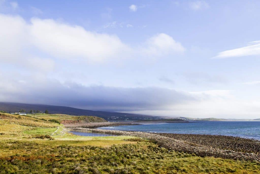 Inishbofin West Quarter Loop is a great Aran Islands walk.
