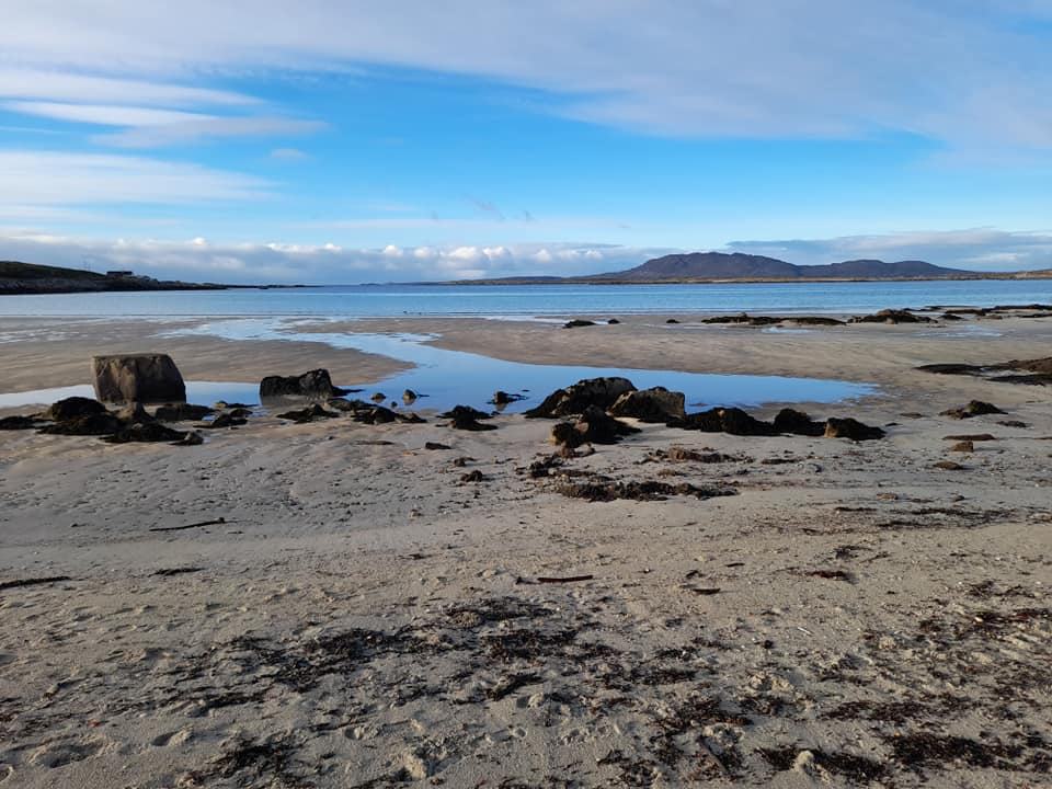 One of the best walks in County Galway is Lúibín Mhaírois.