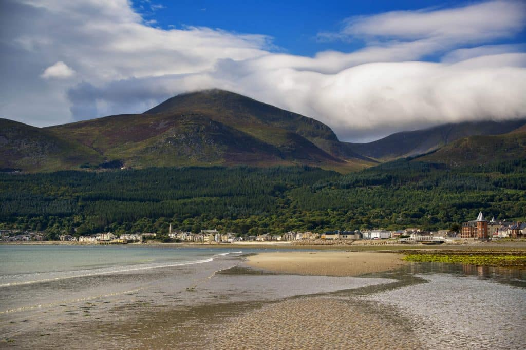 Check out the Mourne Mountains on your Northern Ireland in six days road trip.