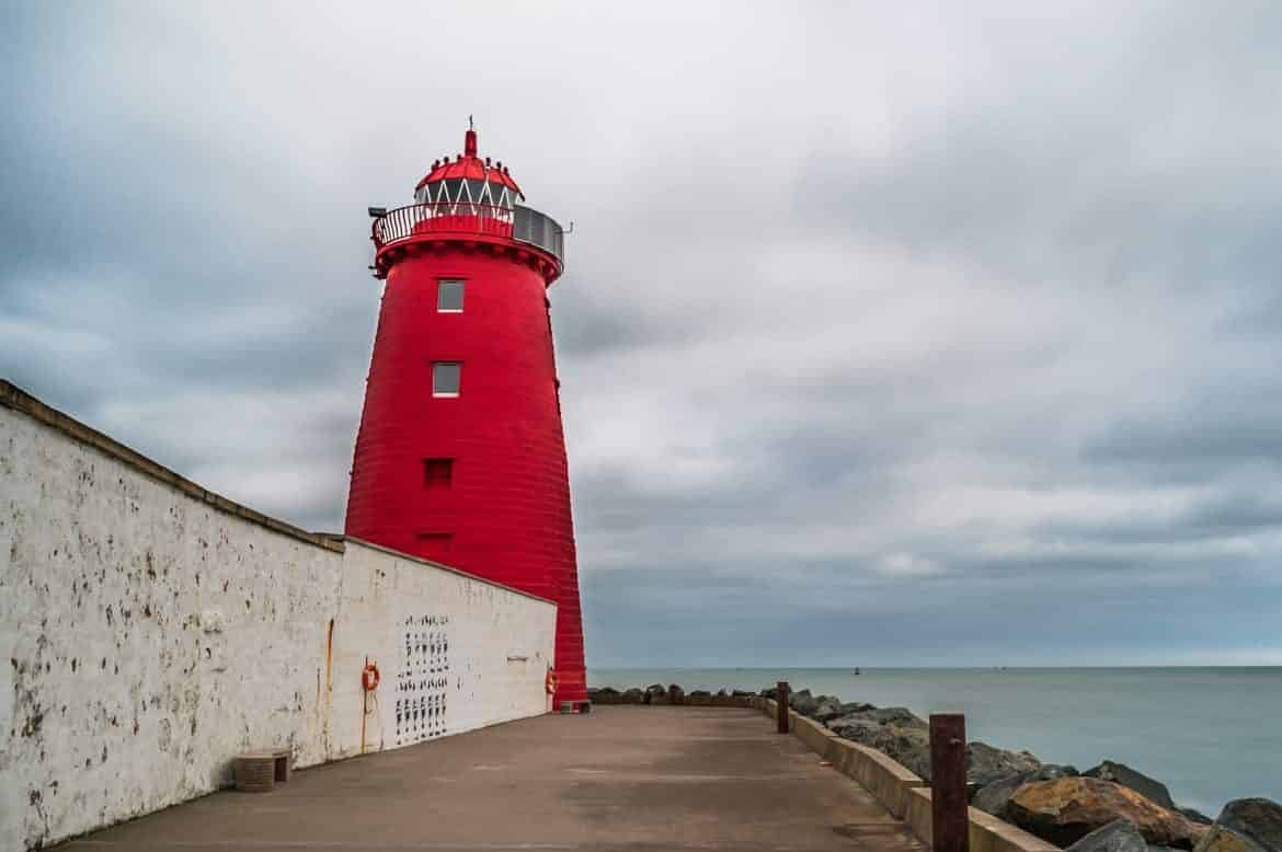How long will it take you to visit Poolbeg Lighthouse.