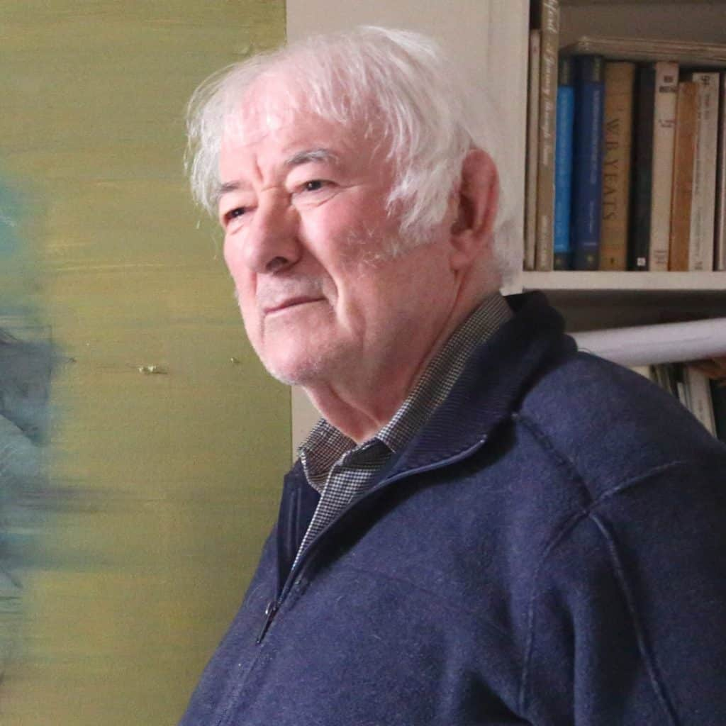 Seamus Heaney is one of the poets all Irish students will remember.