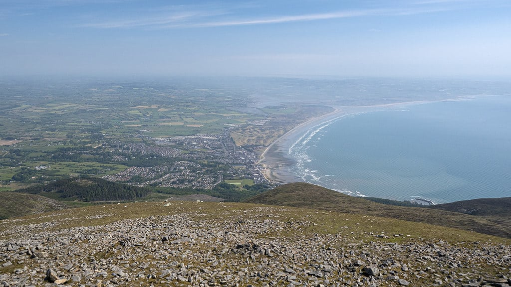 Slieve Donard is one of the best Mourne Mountain walks.