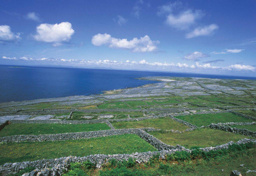 Inishnee Loop Walk brings you to the heart of the island.