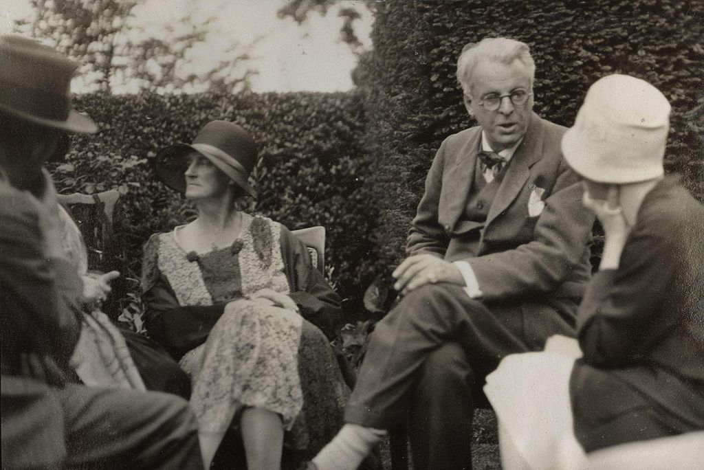 Yeats had a tumultuous love life.