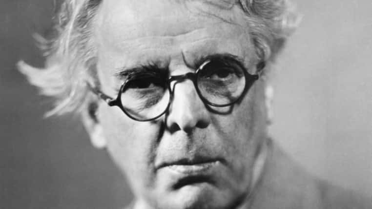 One of the facts you probably didn't know about W.B. Yeats is about his association with automatic writing.