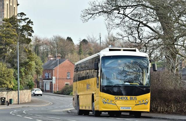 Irish bus driver's heart warming preparation has gone viral.