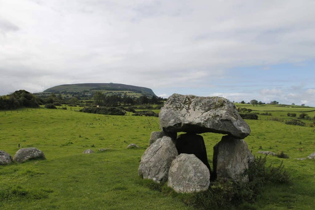 Carrowmore Megalithic Cemetery is one of the most epic ancient sites in Ireland.