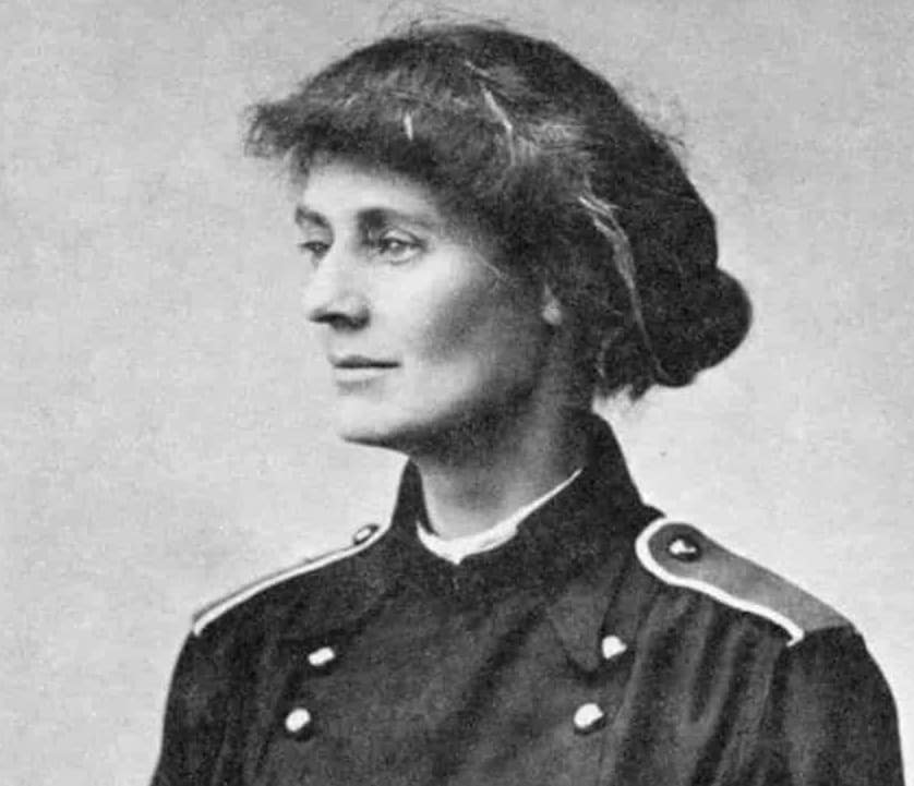Constance Markievicz is one of the biggest Irish heroes of all time.