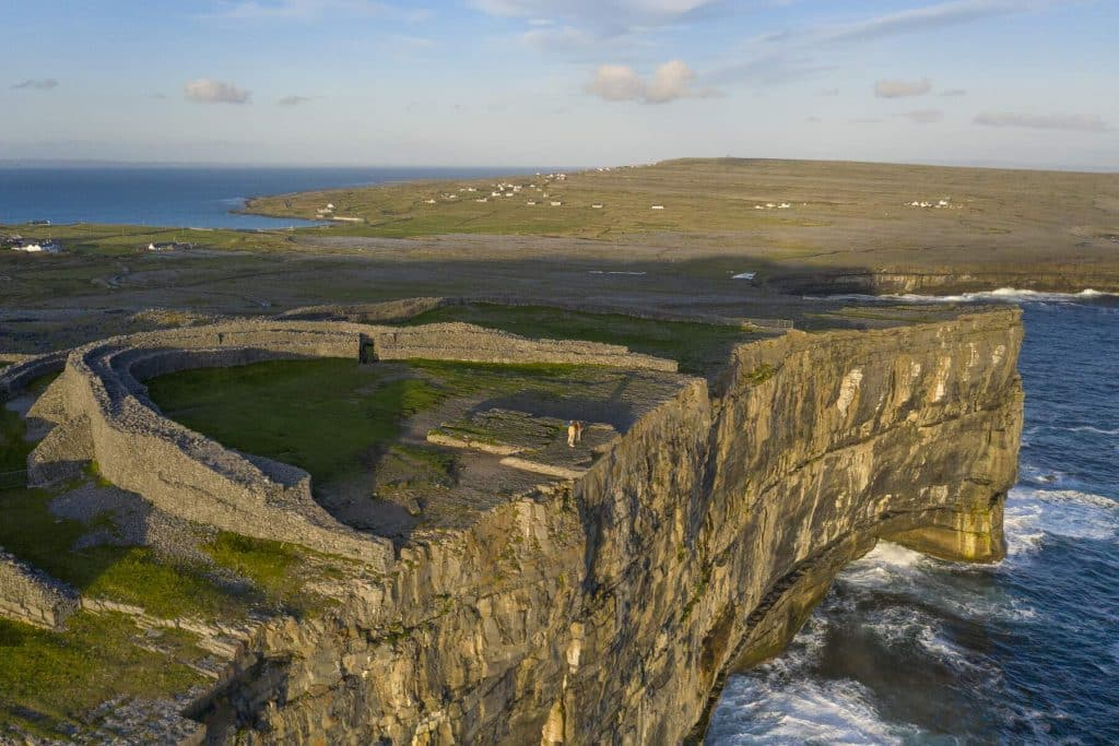One of the most epic ancient sites in Ireland is in County Galway.