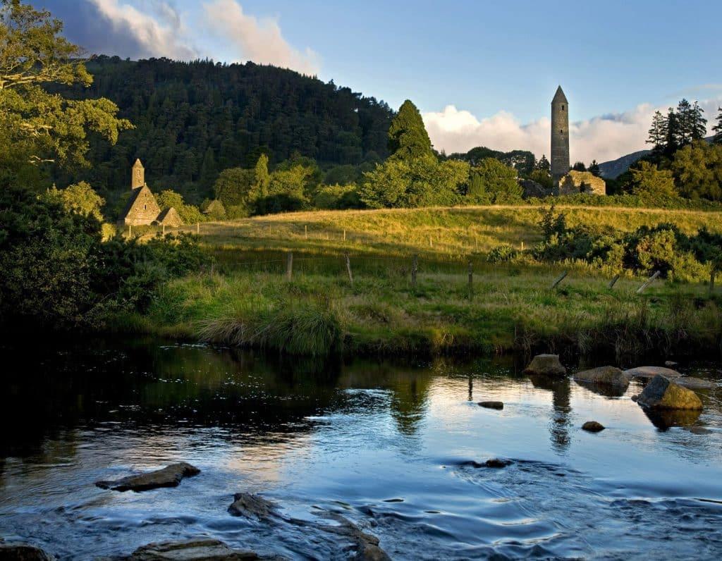 The history of the Glendalough Walk.